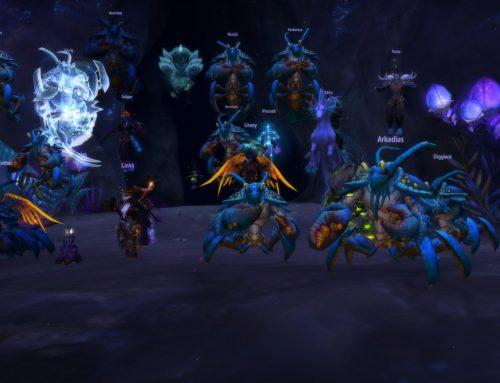 WoW Mythic EP Raid Progress