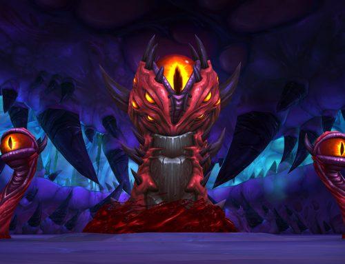 WoW Mythic NYA Raid Progress